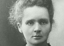 Marie<br>Curie